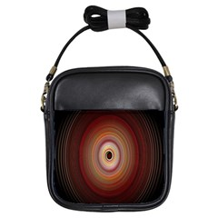 Colour Twirl Girls Sling Bags by InsanityExpressed