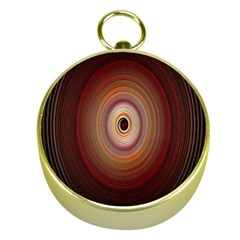 Colour Twirl Gold Compasses by InsanityExpressed