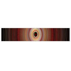 Colour Twirl Flano Scarf (large)  by InsanityExpressed