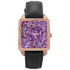 Colourtile Rose Gold Watches by InsanityExpressed