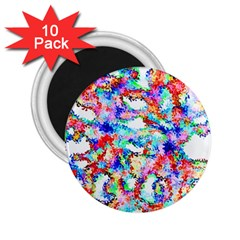 Soul Colour Light 2 25  Magnets (10 Pack)  by InsanityExpressed