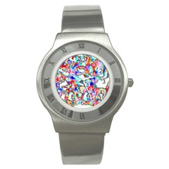 Soul Colour Light Stainless Steel Watches
