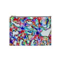 Soul Colour Light Cosmetic Bag (medium)  by InsanityExpressed