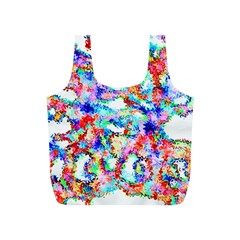 Soul Colour Light Full Print Recycle Bags (s)  by InsanityExpressed