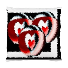 Heart Time 3 Standard Cushion Case (one Side)