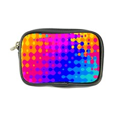 Totally Trippy Hippy Rainbow Coin Purse by KirstenStar