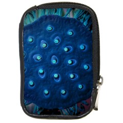 Blue Plant Compact Camera Cases