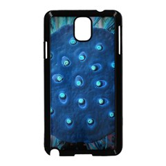 Blue Plant Samsung Galaxy Note 3 Neo Hardshell Case (black) by InsanityExpressed