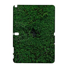 Green Moss Samsung Galaxy Note 10 1 (p600) Hardshell Case by InsanityExpressed