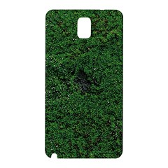 Green Moss Samsung Galaxy Note 3 N9005 Hardshell Back Case by InsanityExpressed