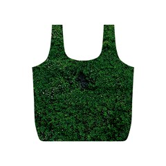 Green Moss Full Print Recycle Bags (s)