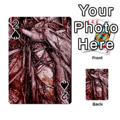 The Bleeding Tree Playing Cards 54 Designs  by InsanityExpressed