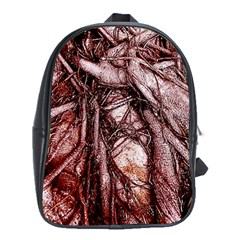 The Bleeding Tree School Bags (xl)  by InsanityExpressed