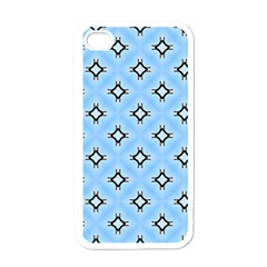 Cute Pretty Elegant Pattern Apple Iphone 4 Case (white)