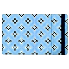Cute Pretty Elegant Pattern Apple Ipad 2 Flip Case