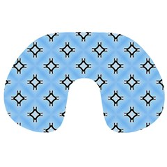 Cute Pretty Elegant Pattern Travel Neck Pillows
