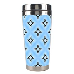 Cute Pretty Elegant Pattern Stainless Steel Travel Tumblers