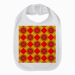 Cute Pretty Elegant Pattern Bib