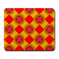 Cute Pretty Elegant Pattern Large Mousepads