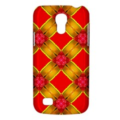 Cute Pretty Elegant Pattern Galaxy S4 Mini