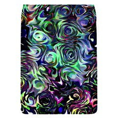 Colour Play Flowers Flap Covers (s)  by InsanityExpressedSuperStore