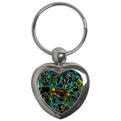 Soul Colour Key Chains (heart)