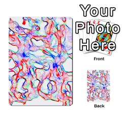 Soul Colour Light Multi Purpose Cards (rectangle)  by InsanityExpressedSuperStore