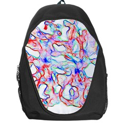 Soul Colour Light Backpack Bag by InsanityExpressedSuperStore