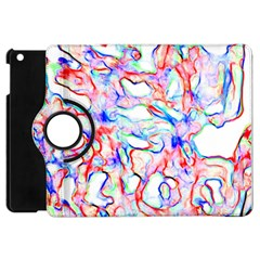 Soul Colour Light Apple Ipad Mini Flip 360 Case by InsanityExpressedSuperStore
