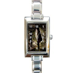 A Deeper Look Rectangle Italian Charm Watches