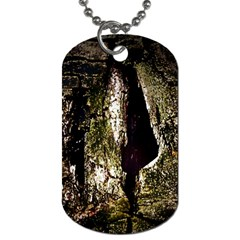 A Deeper Look Dog Tag (One Side)