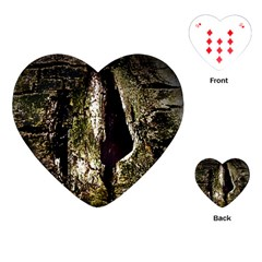 A Deeper Look Playing Cards (Heart)