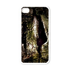 A Deeper Look Apple iPhone 4 Case (White)