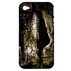 A Deeper Look Apple iPhone 4/4S Hardshell Case (PC+Silicone)