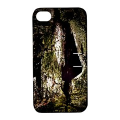 A Deeper Look Apple iPhone 4/4S Hardshell Case with Stand