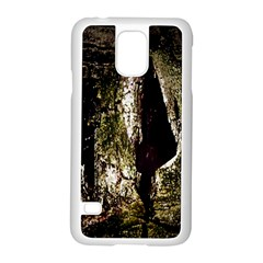 A Deeper Look Samsung Galaxy S5 Case (white) by InsanityExpressedSuperStore