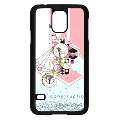 Under Construction Samsung Galaxy S5 Case (black)