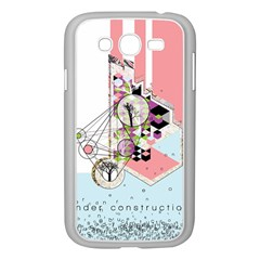 Under Construction Samsung Galaxy Grand Duos I9082 Case (white)