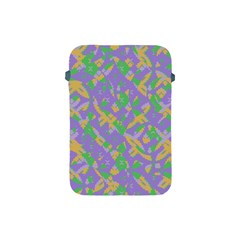 Mixed Shapes Apple Ipad Mini Protective Soft Case by LalyLauraFLM