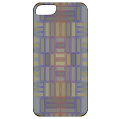 Gradient Rectangles Apple Iphone 5 Classic Hardshell Case by LalyLauraFLM
