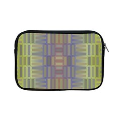 Gradient Rectangles Apple Ipad Mini Zipper Case by LalyLauraFLM