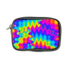 Amazing Acid Rainbow Coin Purse by KirstenStar