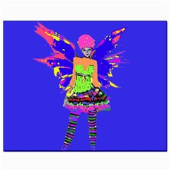 Fairy Punk Canvas 8  X 10  by icarusismartdesigns