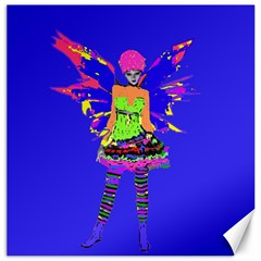 Fairy Punk Canvas 20  X 20   by icarusismartdesigns