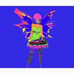 Fairy Punk Canvas 20  X 24   by icarusismartdesigns