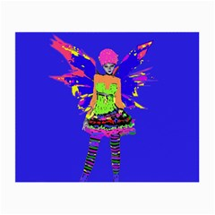 Fairy Punk Small Glasses Cloth (2 Side) by icarusismartdesigns