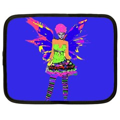 Fairy Punk Netbook Case (large)	 by icarusismartdesigns