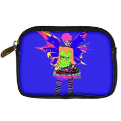 Fairy Punk Digital Camera Cases by icarusismartdesigns