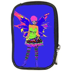 Fairy Punk Compact Camera Cases by icarusismartdesigns