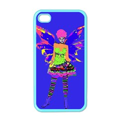 Fairy Punk Apple Iphone 4 Case (color) by icarusismartdesigns